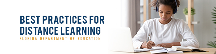 Best Practices for Distance Learning