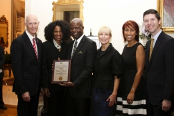 2017 Black History Month Awards Reception at the Florida Governor's Mansion