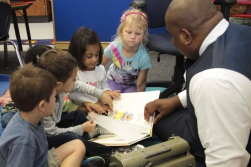 Braille Literacy Day at Conley Elementary