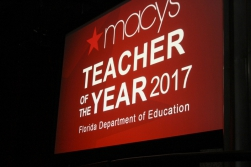 2017 Macy's/Florida Department of Education Teacher of the Year