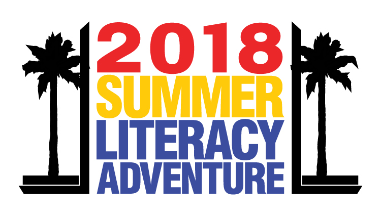 2018 Summer Literacy Adventure Logo